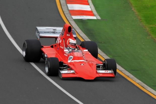 Mark Dwyer - Lola T400