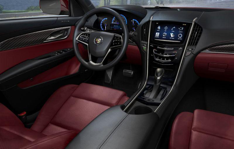 2013 Cadillac ATS 2.0 Turbo - Driving Report, Car Review