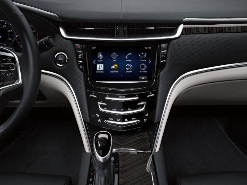 2013 Cadillac Xts Platinum Awd
