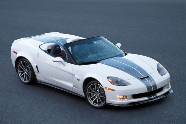 2013 Chevrolet Corvette 427 Convertible