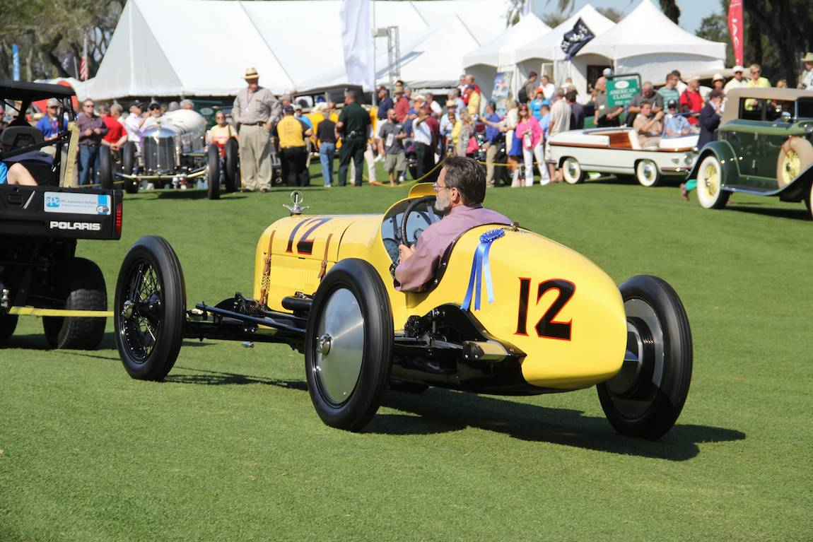 Amelia Island Concours 2014 Best In Class Winners Photo