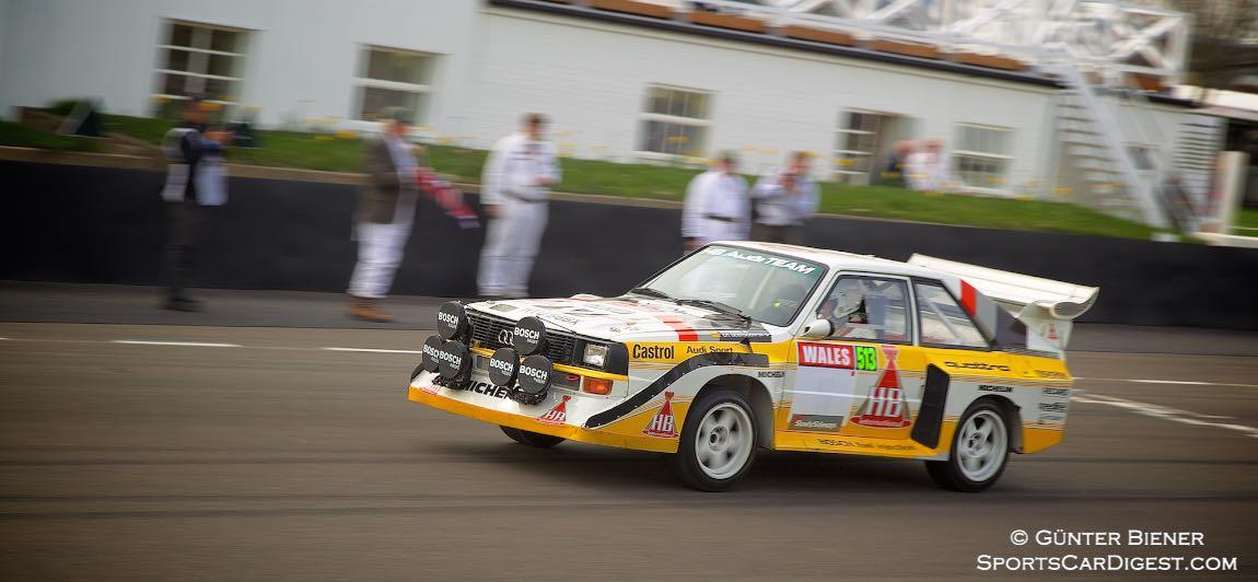 1984 Audi Sport Quattro S1 E2