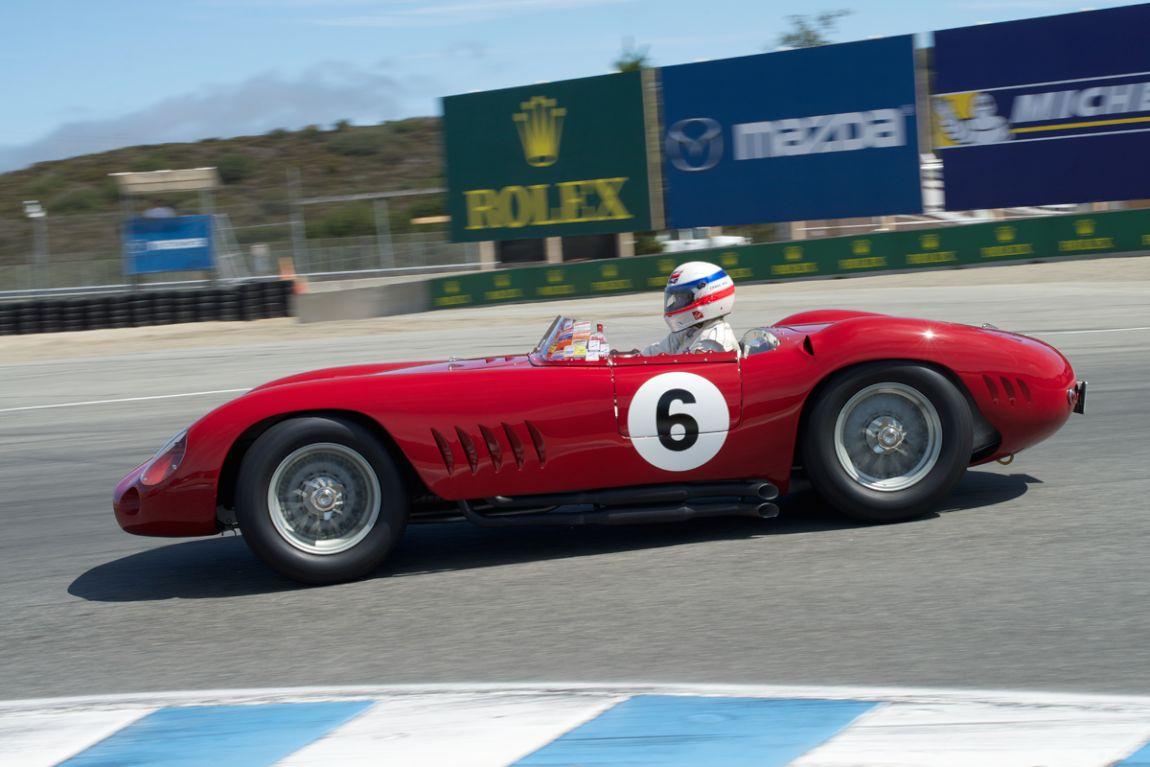 Monterey Motorsports Reunion 2014 - Photos, Results