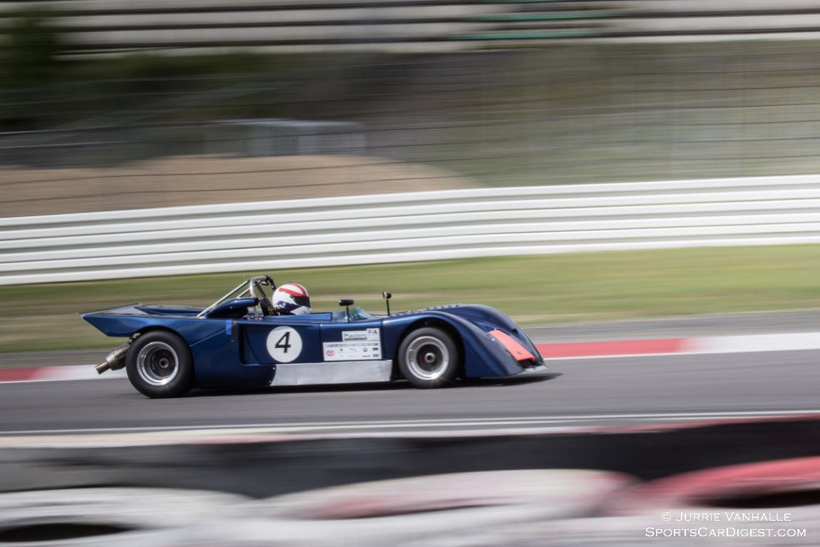 Chevron B19 of Martin O'Connell
