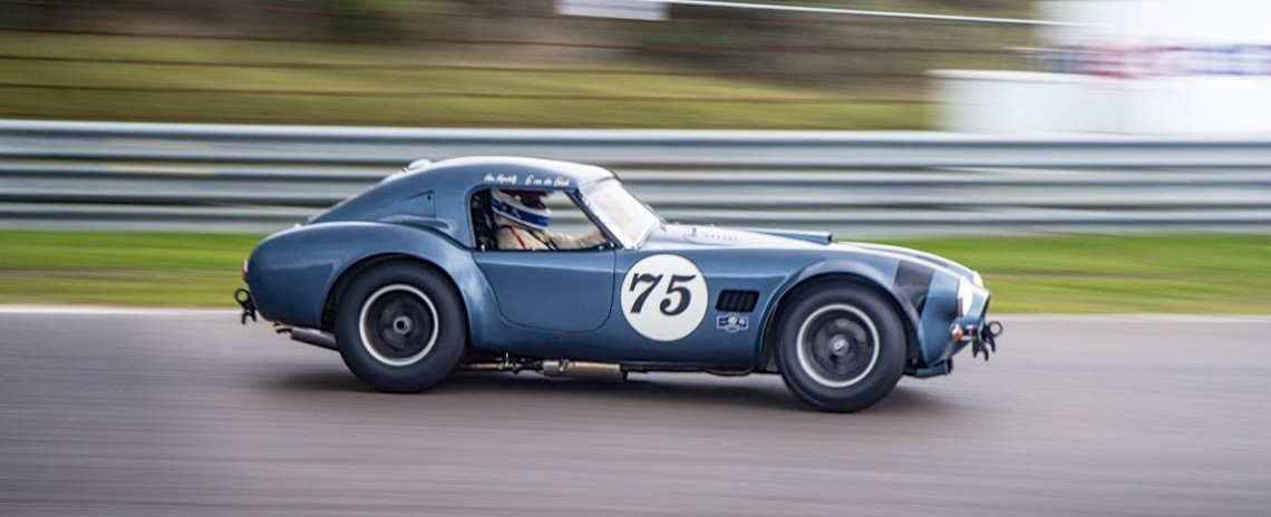 AC Cobra of Giedo van der Garde and Hans Hugenholtz