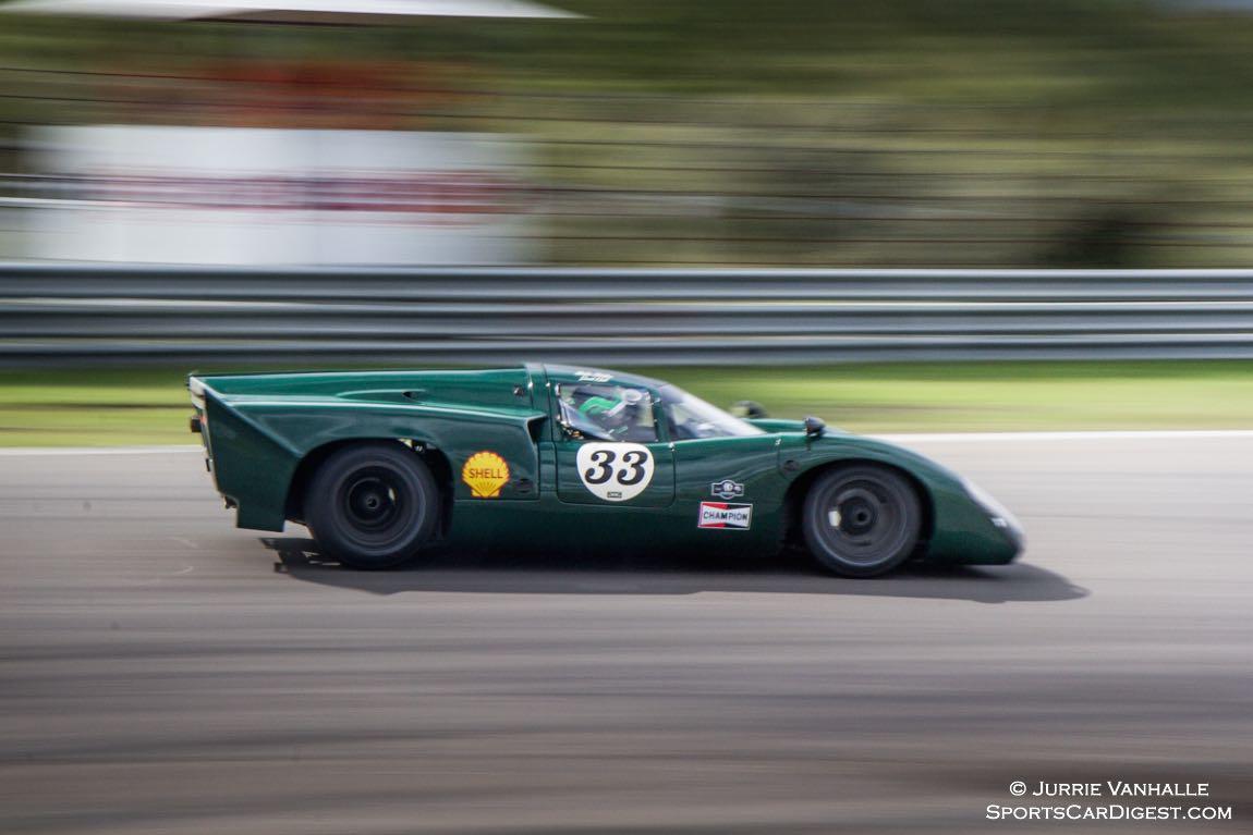 Lola T70 Mk IIIB