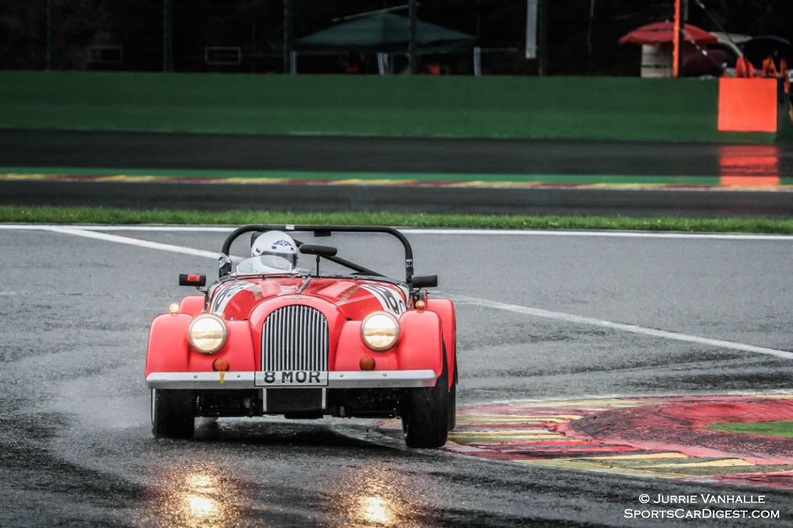 Spa Six Hours 2014 - British Sports GT Saloon Challenge