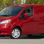 2014 Nissan NV200 Cargo SV – Driving Report