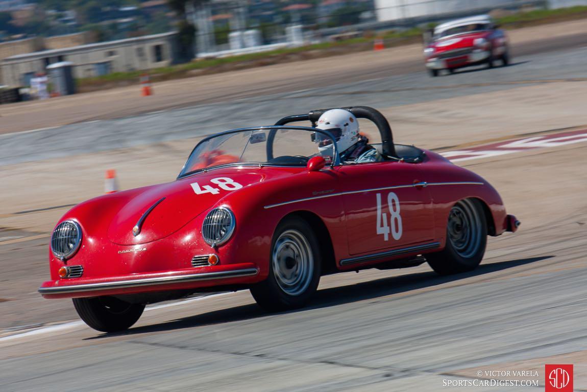 Paul Christensen's 1956 Porsche 356A