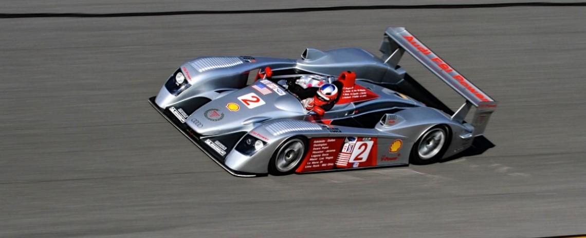 Travis Engen, 05 Audi R8