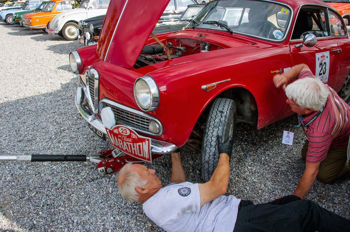 1962 Alfa Romeo Giulietta Sprint