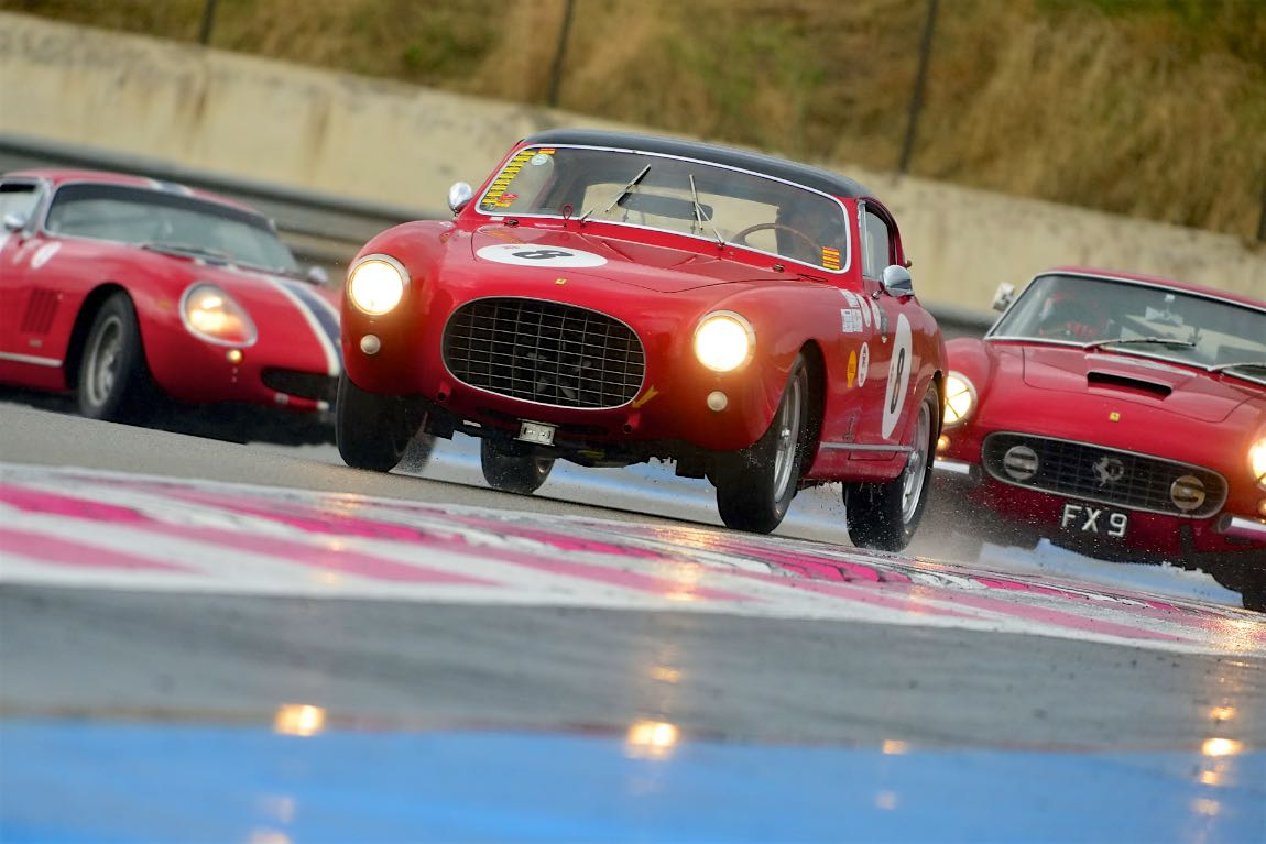 1954 Ferrari 250 GT Europa