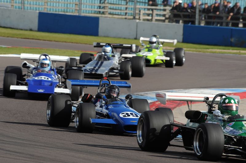 HSCC Historic Formula 2 FIA International Series (photo: Jeff Bloxham)