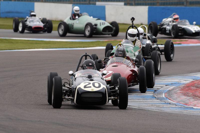 HGPCA pre-61 and pre-66 Grand Prix cars (photo: Jeff Bloxham)