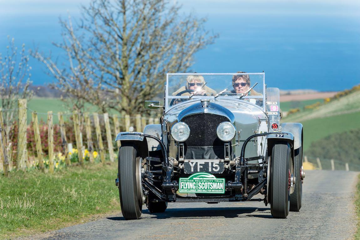 1926 Bentley 3-4 1/2 Litre