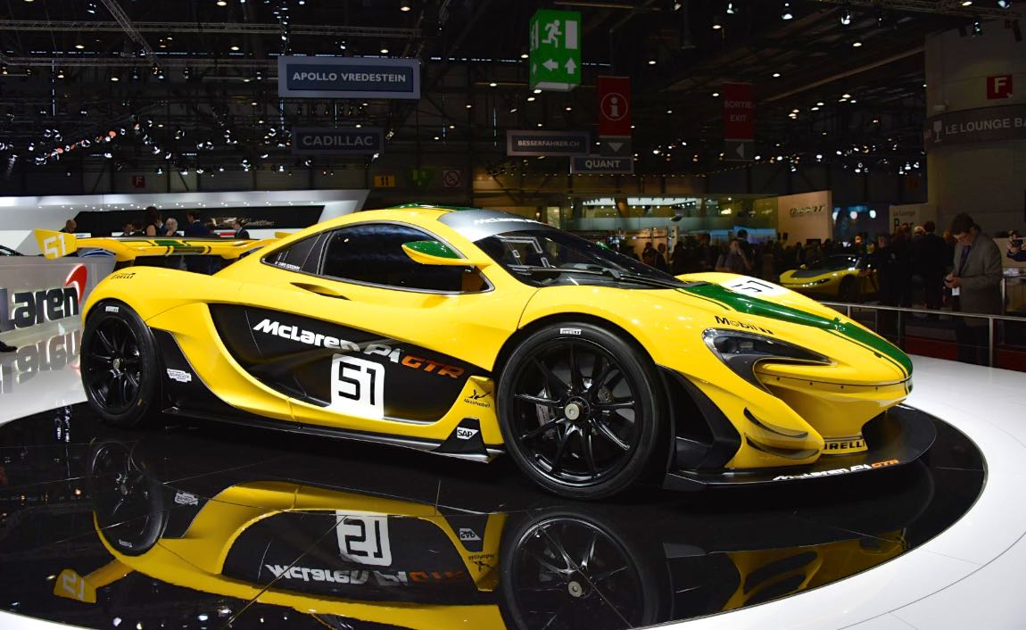 Geneva Motor Show 2015 Photo Gallery
