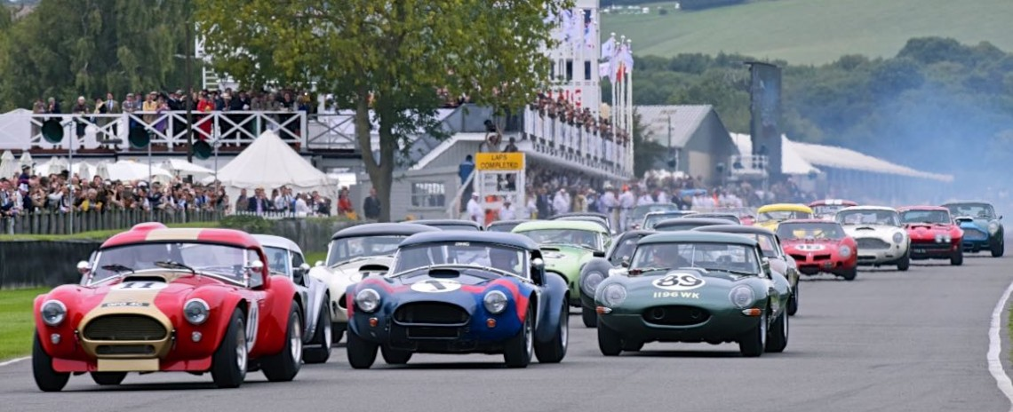 Goodwood Revival 2015 - RAC Tourist Trophy Celebration
