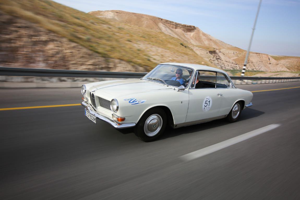 1972 BMW Bertone Coupe 3200