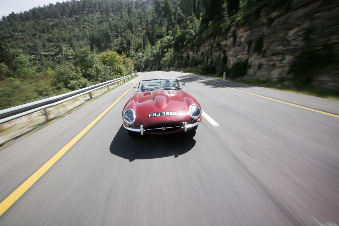 1966 Jaguar E-Type Open Two-Seater
