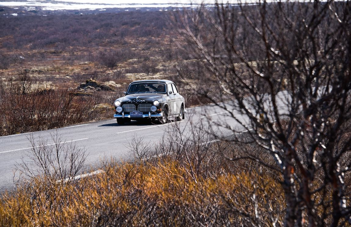 1963 Volvo 122S Amazon