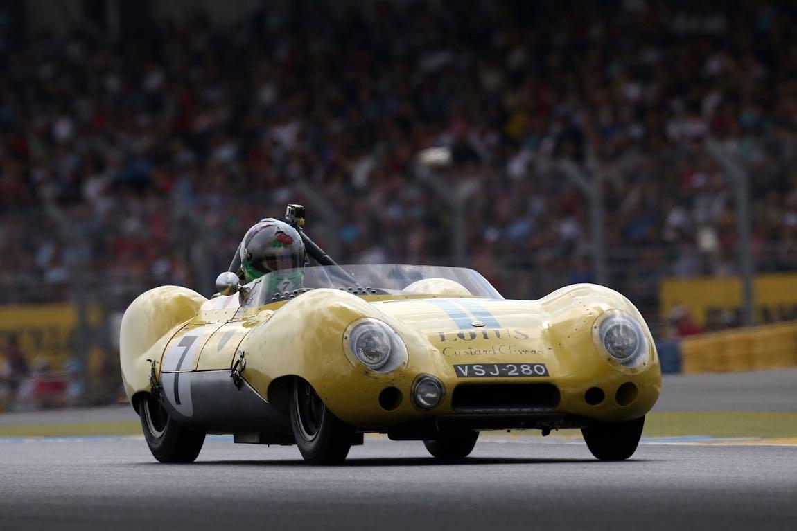 1957 Lotus Eleven Le Mans