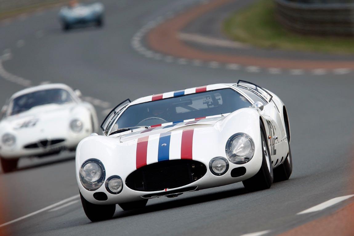 Le Mans Legend 2015 Photos Results Report
