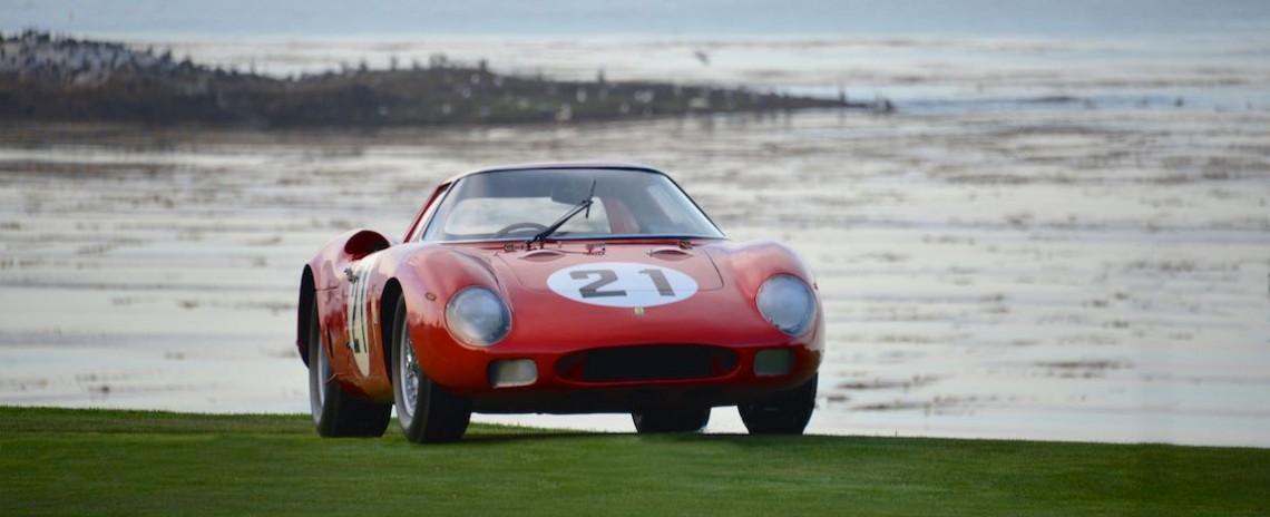Le Mans-winning 1964 Ferrari 250 LM Scaglietti Berlinetta