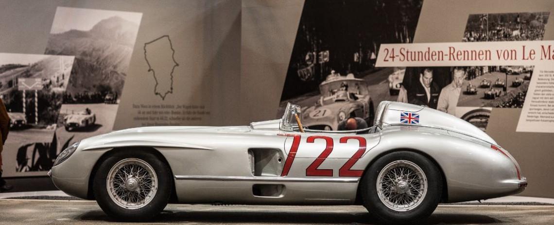 1955 Mercedes-Benz 300 SLR #722 W 196 S