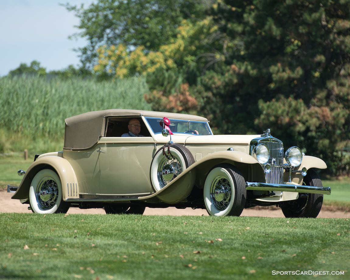 Concours D Elegance Of America 2015 Photos Winners