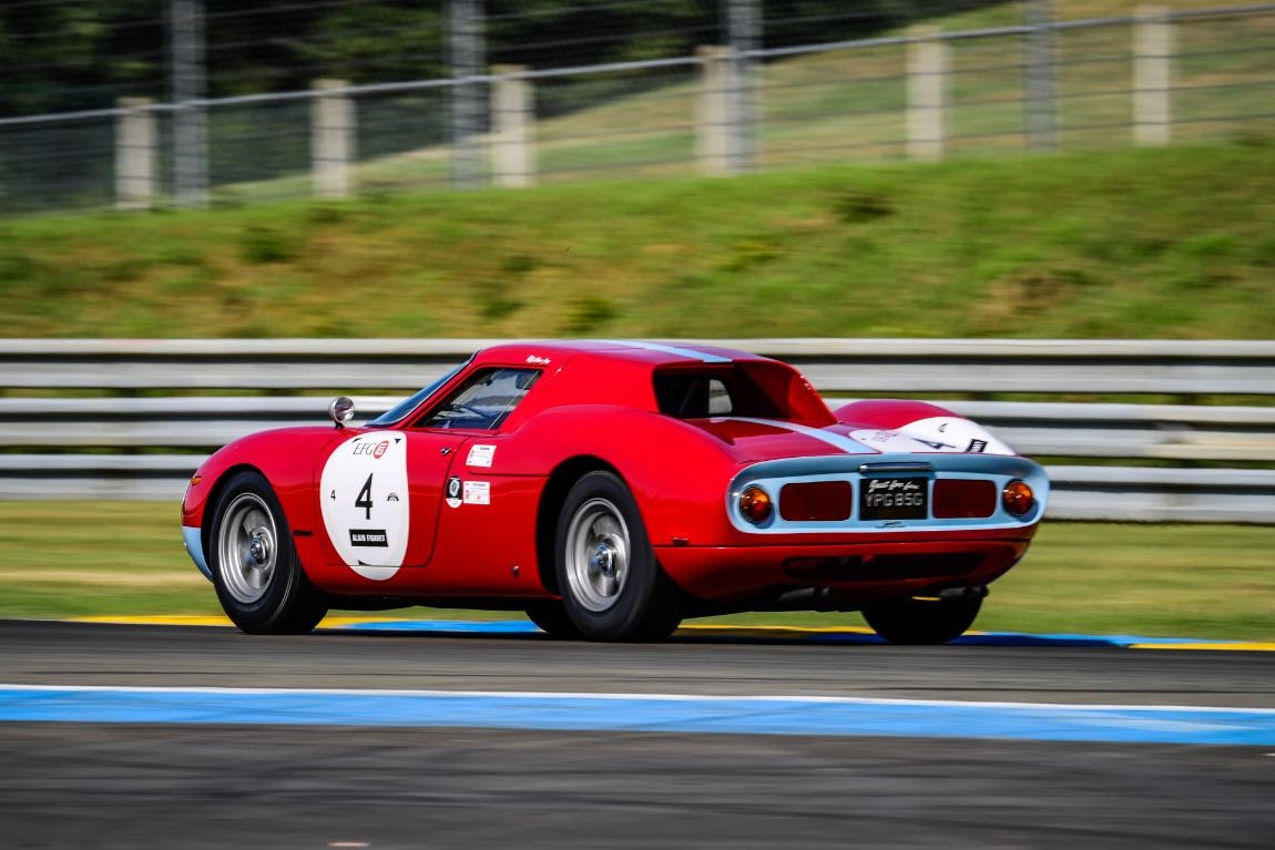 Le Mans Classic 2016 Report And Photos
