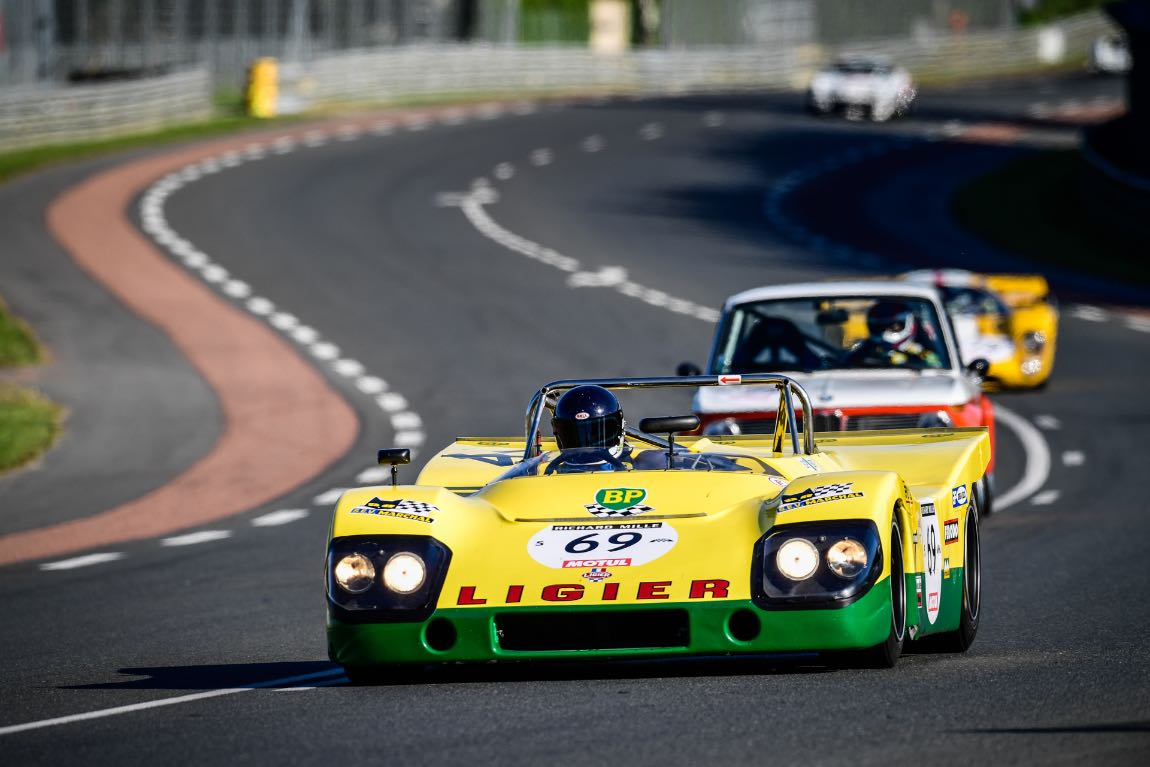 Ligier JS 3 DFV 1971