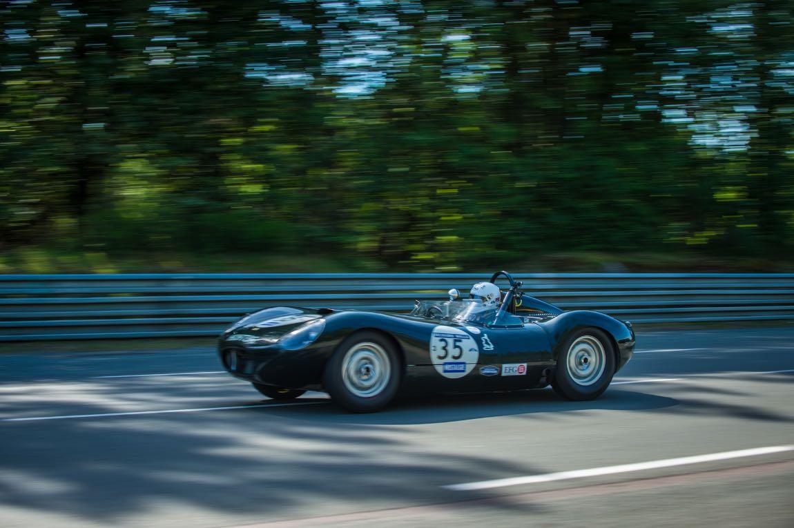 Lister Jaguar 'Flat Iron' 1958