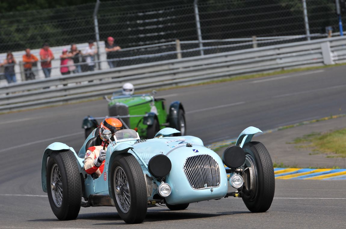 Race Winner - 1939 Talbot-Lago Ex-Monoplace decalee of Spencer and Bruce Trenery