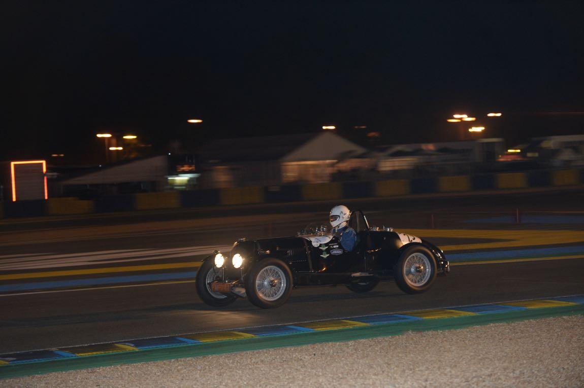 Aston Martin 2-Litre Speed 1937