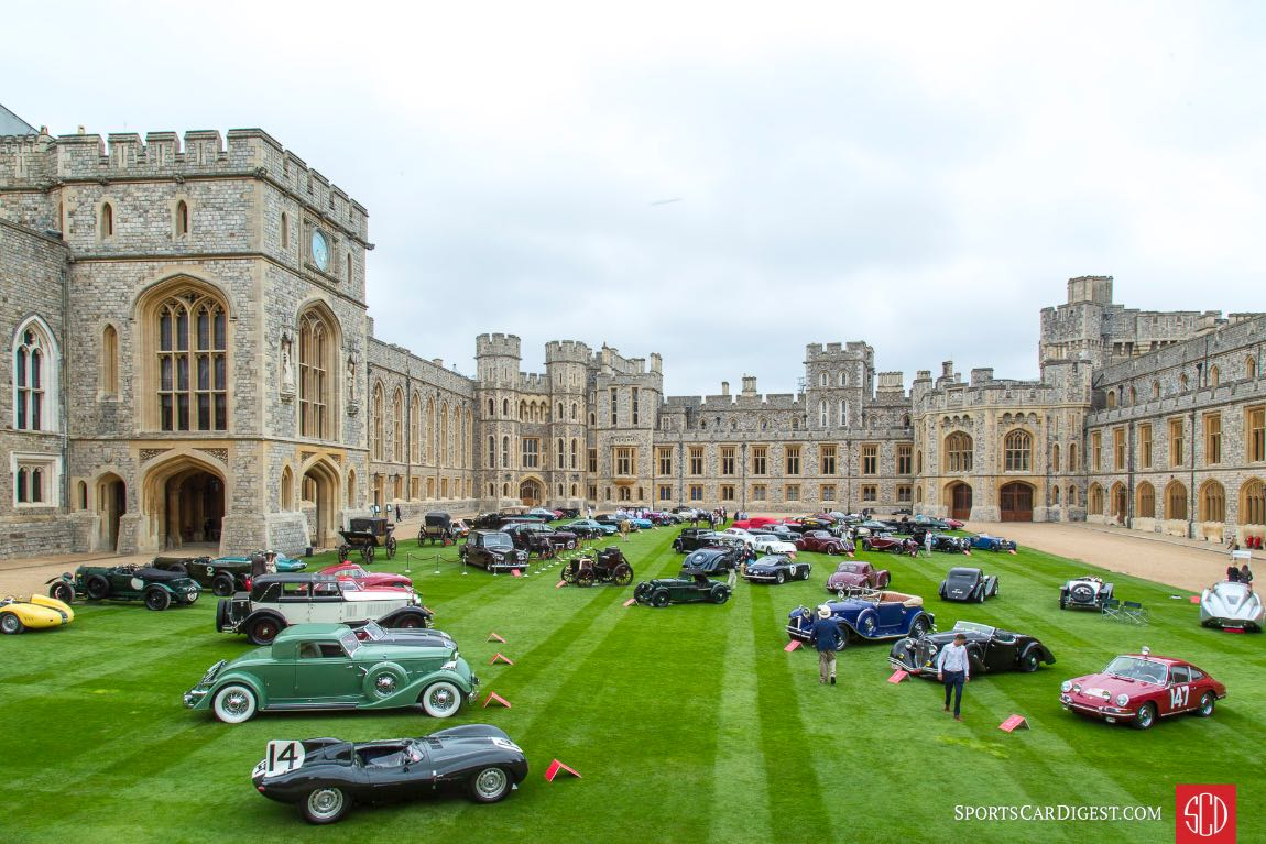 Images for gt ferrari 250 s - Windsor Castle Concours Of Elegance 2016 Photo Gallery