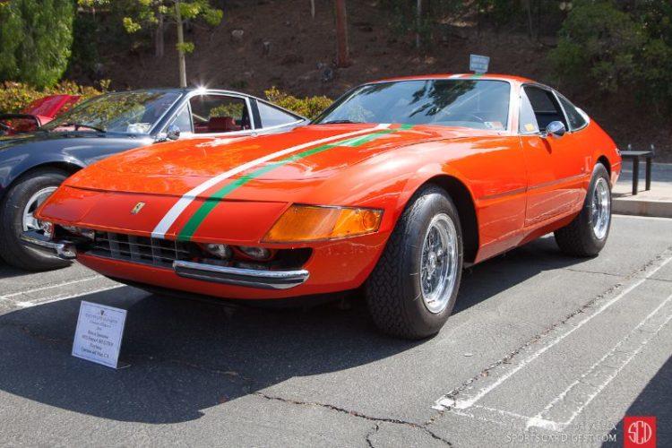 Bruce Sansone's 1973 Ferrari 365 GTB/4 Daytona