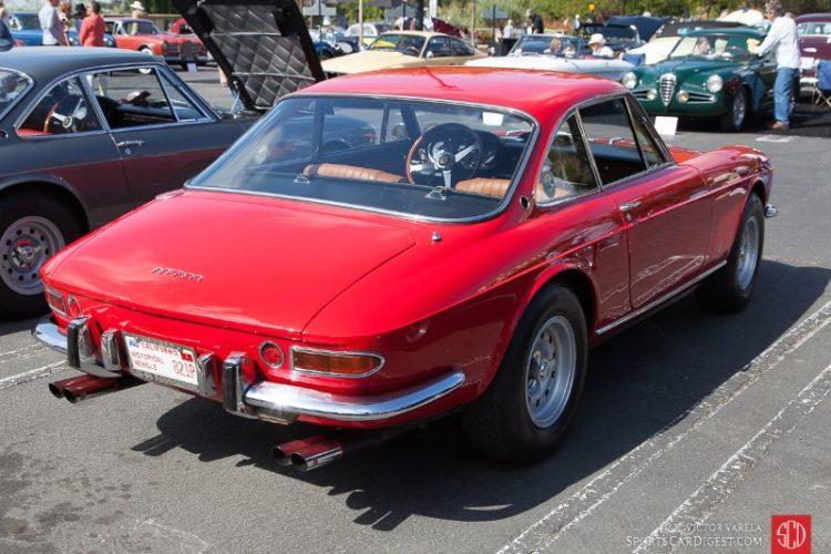 Robert Mavis' 1969 Ferrari 365 GTC