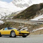 Lamborghini Miura Celebrates Anniversary