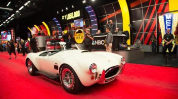 1967 Shelby 427 Cobra Roadster sold for $1,100,000