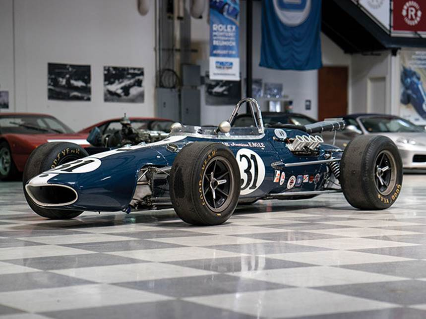 Riverside Automotive Museum Offered At Auction