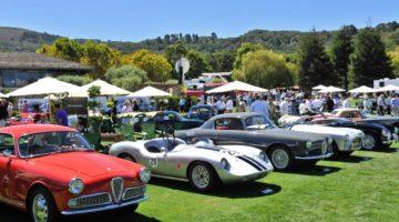 Quail Motorsports Gathering 2015