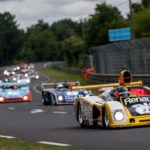 Former Winners at 2016 Le Mans Classic