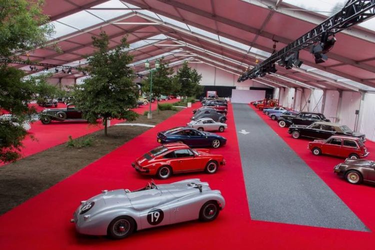 The Finest Automobile Auctions at Hershey Elegance
