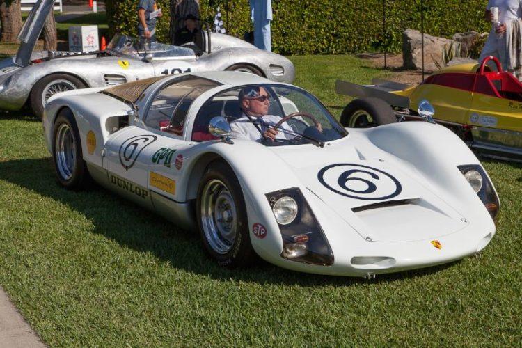 1966 Porsche 906 Carrera 6 Chassis 906-120