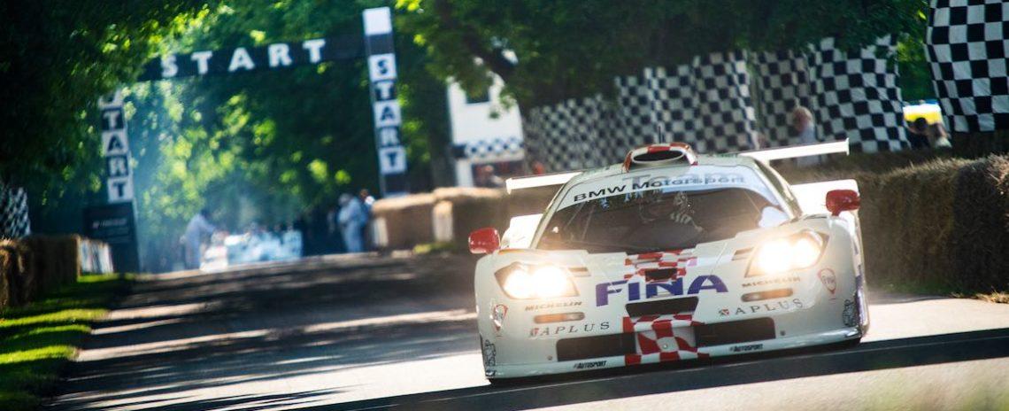McLaren F1 GTR 'Long Tail'