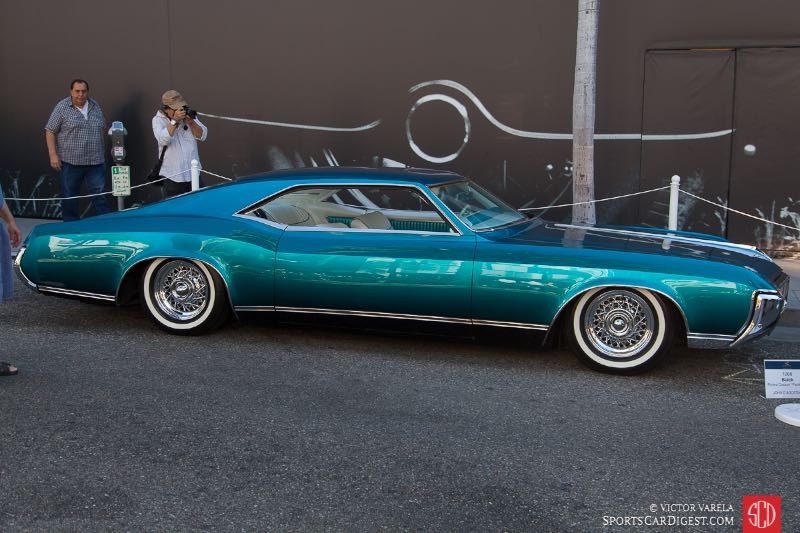 "1968 Buick Riviera Custom ""Pantheon"" owned by John D'Agostino"