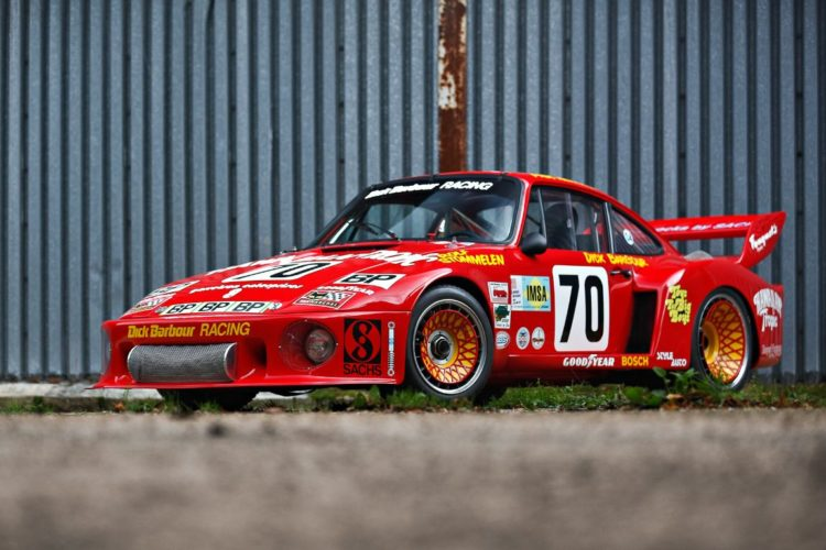 1979 Porsche 935 (photo: Mathieu Heurtault)