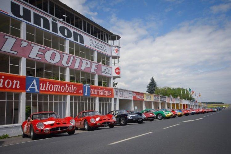 Ferrari 250 GTO - 50th Anniversary Tour