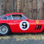 Ferrari 330 LMB Offered in Monterey