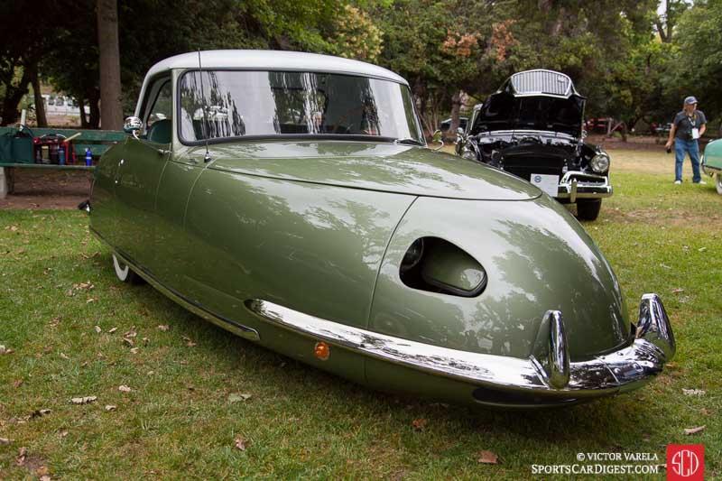 1948 Davis Divan - Petersen Automotive Museum